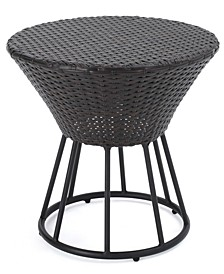 Holtan Round Accent Table, Quick Ship