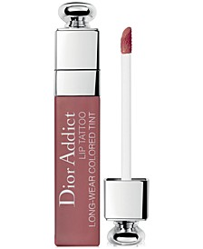 Dior Addict Lip Tattoo Colored Tint, 0.2 oz