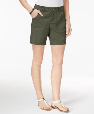 Image of Style & Co Slim-Fit Shorts, Created for Macy's
