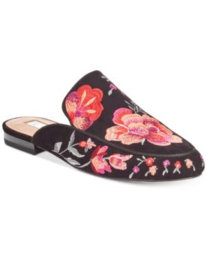 Anna Sui Loves Inc International Concepts Gannie Slide-On Mules, Created for Macy