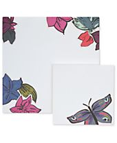 Vera Bradley 2-Pc. Falling Flowers Notepad Set