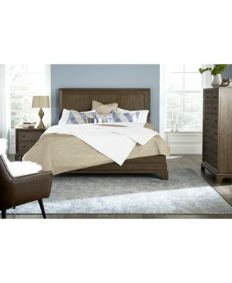 Westbrook King Bedroom Set, 3-Pc. Set (King Bed, Chest & Nightstand), Created for Macy's