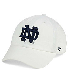 '47 Brand Notre Dame Fighting Irish CLEAN UP Cap