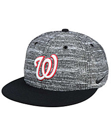Nike Washington Nationals New Day Snapback Cap