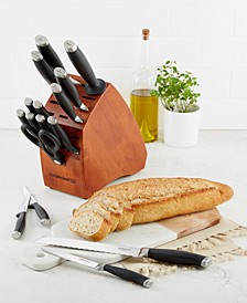 Contemporary 17-Piece Cutlery Set