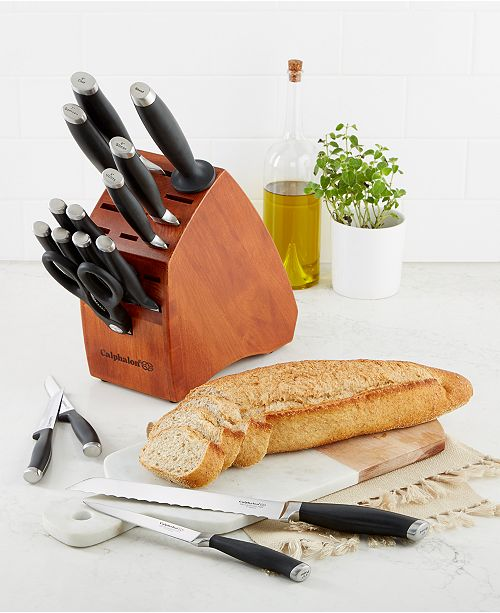 Calphalon Contemporary 17-Piece Cutlery Set