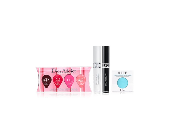 Receive a free 4-piece bonus gift with your $100 Dior Beauty purchase