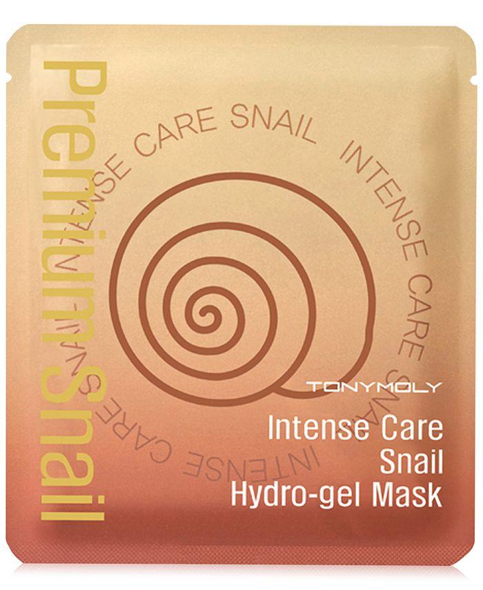 TONYMOLY - Intense Care Snail Hydro-Gel Mask