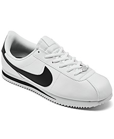 Big Boys'   Cortez Basic SL Casual Sneakers from Finish Line