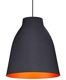 Zuo Bronze Ceiling Lamp