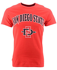 New Agenda Men's San Diego State Aztecs Midsize T-Shirt
