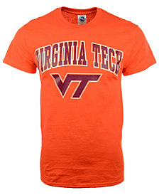 New Agenda Men's Virginia Tech Hokies Midsize T-Shirt