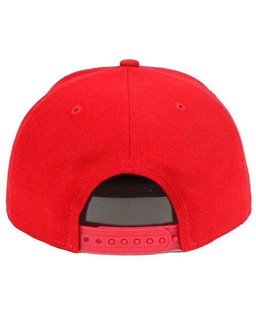 finest selection 2d5b0 72e71 ... New Era St. Louis Cardinals Logo Grand 9FIFTY Snapback Cap ...