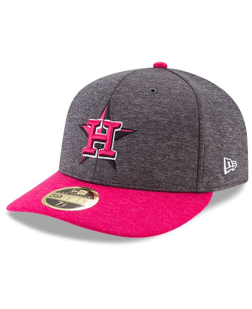 New Era Houston Astros Mother's Day Low Profile 59FIFTY Cap