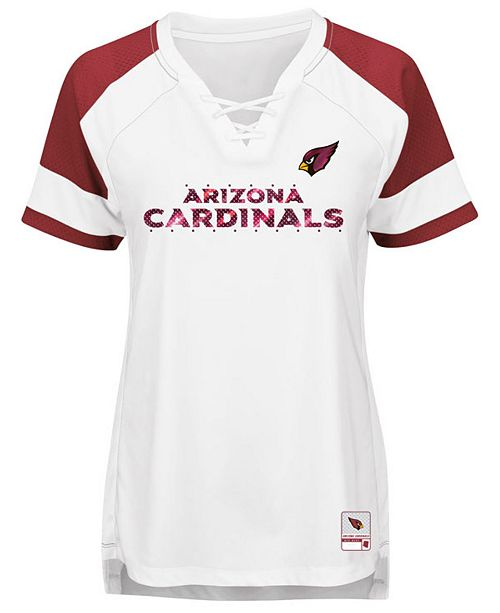 00775fdb21b Majestic. Women's Arizona Cardinals Draft Me T-Shirt. Be the first to Write  a Review. main image; main image