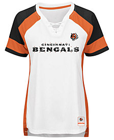 Majestic Women's Cincinnati Bengals Draft Me T-Shirt
