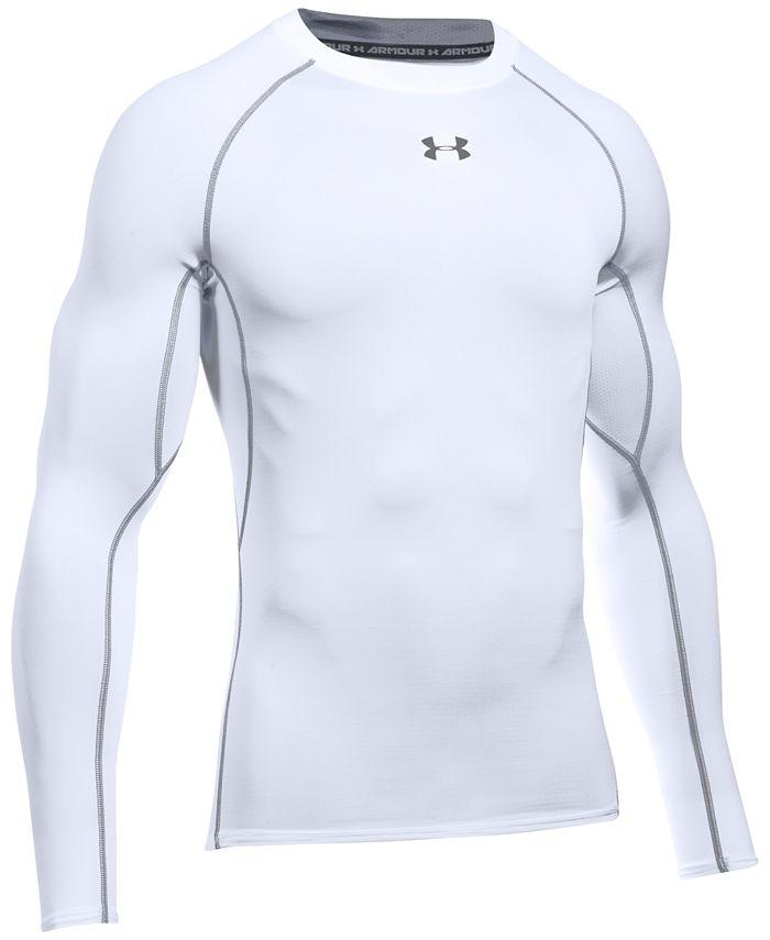 Under Armour - Men's UA HeatGear® Armour Long Sleeve Compression Shirt