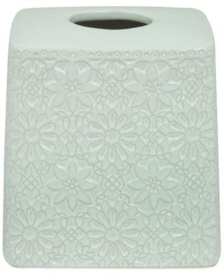 Bonito White Tissue Cover