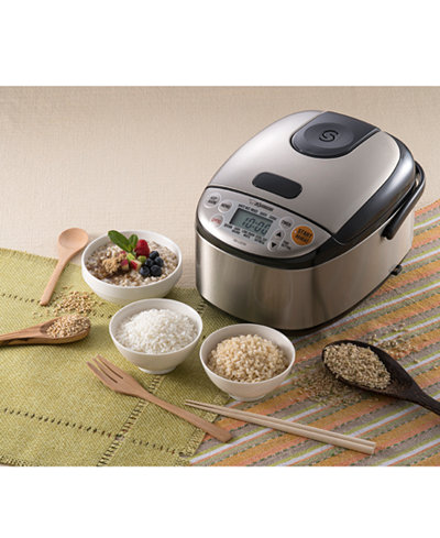 Zojirushi Micom 3 Cup Rice Cooker Small Appliances