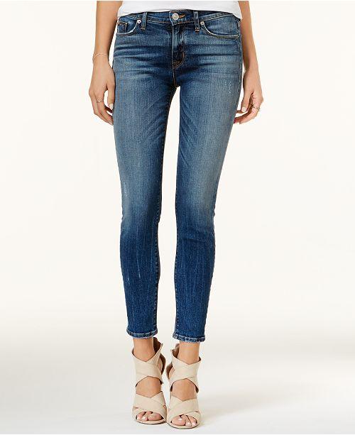 bbb61190796 Hudson Jeans Nico Cropped Skinny Jeans - Jeans - Women - Macy s