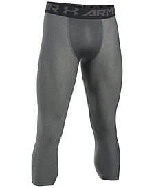 Under Armour Men's 3/4 Compression Leggings