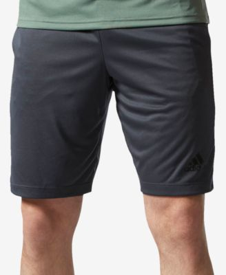 "Image of adidas Men's 10"" D2M 3-Stripe Training Shorts"