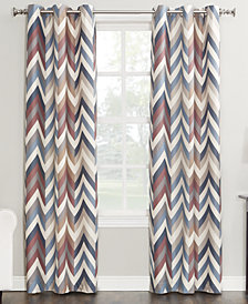 "Sun Zero Cade Thermal Lined 40"" x 95"" Grommet Curtain Panel"