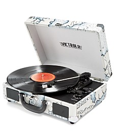 Victrola Suitcase Bluetooth Record Player
