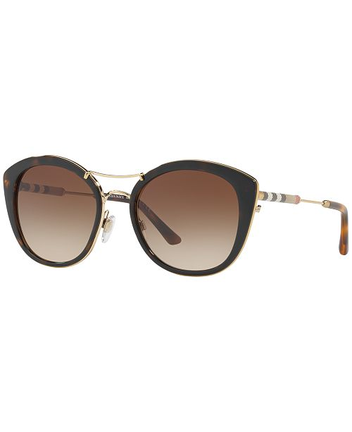 Burberry Sunglasses, BE4251Q & Reviews