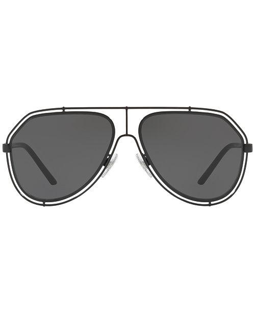bde7cbacfd43 Dolce & Gabbana Sunglasses, DG2176 & Reviews - Sunglasses by ...