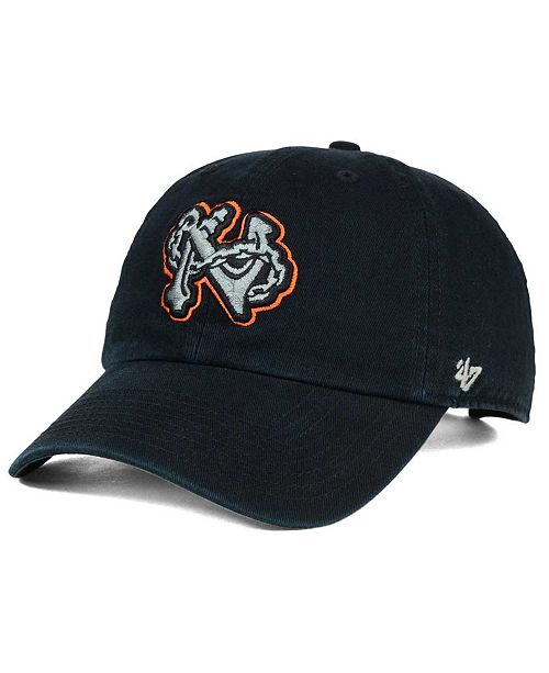 low priced 8ee79 17bc7  47 Brand. Norfolk Tides MiLB Clean Up Cap. Be the first to Write a Review.  main image  main image ...