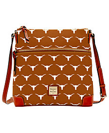 Dooney & Bourke Texas Longhorns Crossbody Purse