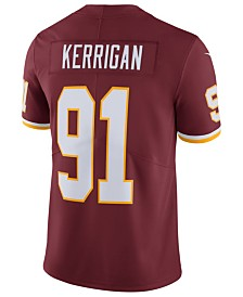 Nike Men's Ryan Kerrigan Washington Redskins Vapor Untouchable Limited Jersey
