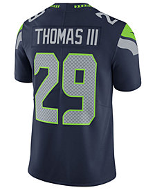 Nike Men's Earl Thomas Seattle Seahawks NFL Men's Vapor Untouchable Limited Jersey