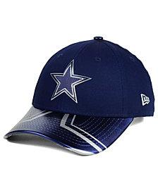 New Era Women's Dallas Cowboys 2017 Draft 9FORTY Cap
