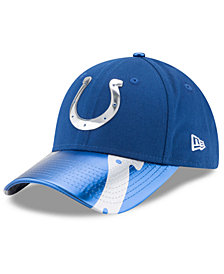 New Era Women's Indianapolis Colts 2017 Draft 9FORTY Cap