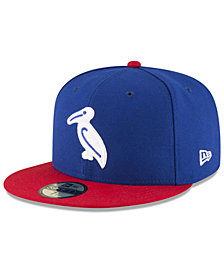 New Era New Orleans Baby Cakes AC 59FIFTY Fitted Cap
