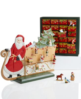 Christmas Toys Memory Sleigh Advent Calendar