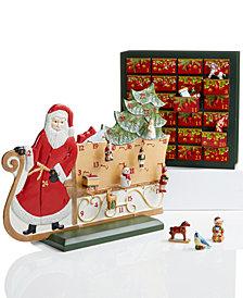 Villeroy & Boch Christmas Toys Memory Sleigh Advent Calendar