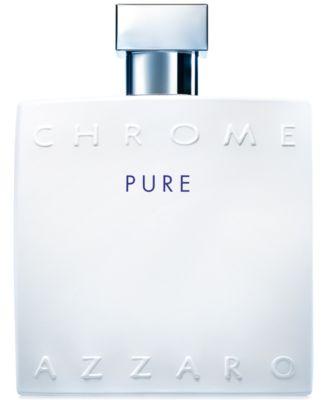 Men's CHROME Pure Eau de Toilette Spray, 3.4 oz