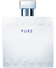 Azzaro Chrome Pure Fragrance Collection