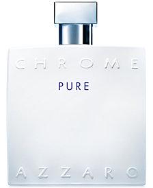 Azzaro Chrome Pure Fragrance Collection