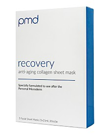 PMD Recovery Collagen Infusing Facial Masks