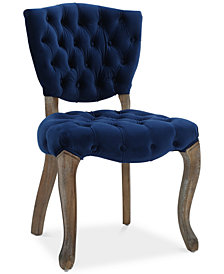 Lorman Dining Chair (Set Of 2), Quick Ship