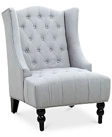 Fabyan Club Chair, Quick Ship