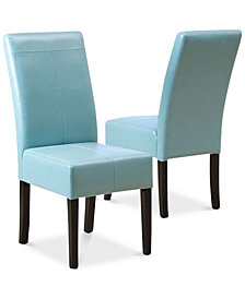 Lyons Dining Chairs (Set of 2), Quick Ship