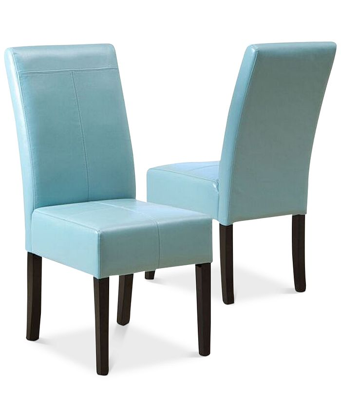 Noble House - Lyons Dining Chairs (Set of 2), Quick Ship