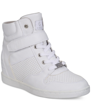 G by Guess Doxin High-Top Sneakers Women