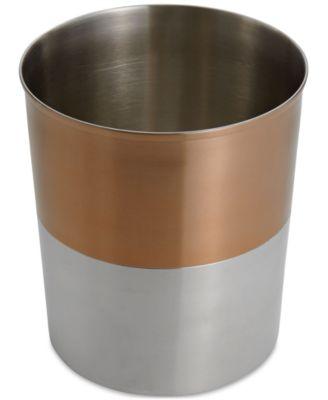 Empire Copper Wastebasket