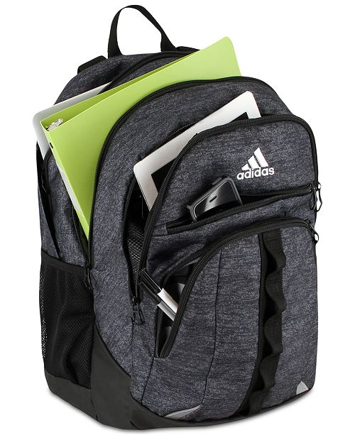 143eab5abf84 adidas Men s Prime III Backpack - All Accessories - Men - Macy s